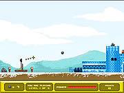 Игра Ледяной замок Blaster