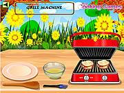 Игра Панини: готовить еду