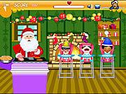 Игра Santa's Cook