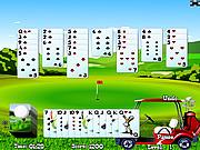 Игра Солитер: гольф