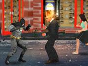 Игра Бэтмен: Бессмертный Легендарный Боец