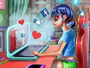 Игра Модный Блог Леди Баг