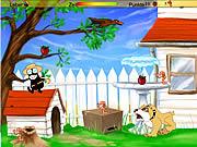Игра Безумие на заднем дворе Джакомо