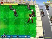 Игра Kороль бойцов против Зомби 1