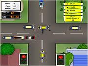 Игра Полицейский регулировщик