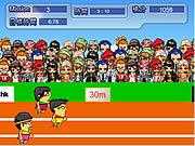 Игра 100m Running Game