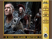 Игра Битва Титанов: Найди алфавит