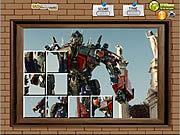 Игра Photo Mess - Transformers