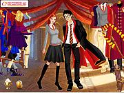 Игра Одевалки: Гарри
