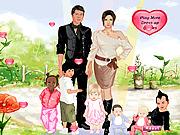 Игра Многочисленная семья