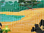 Игра Выход из лабиринта 13