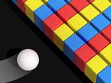 Игра Цветной Удар 3Д