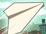 Игра Бумажный Полёт