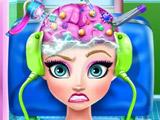Игра Операция на Мозге Эльзы