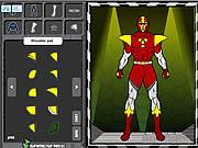 Игра Создай Супер героя