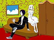 Игра Sakura и Sasuke