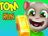 Игра Кот Том: Бег