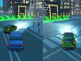 Игра Гонки на Двоих: Ночной Город