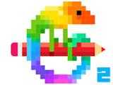 Игра Пиксель Арт 2: Раскраска по Номерам