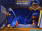 Игра Космический баскетбол