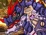 Игра Дино Робот: Бесконечность