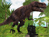 Игра Охота на Динозавров: Выживание 3Д