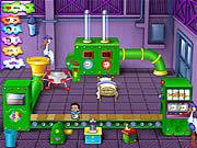 Игра Детская фабрика