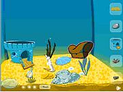 Игра Конструктор любимчика домашний: Сновидения рыб
