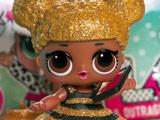 Игра Куклы Лол: Пазл Пчёлка