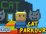Игра Когама: Котячий Паркур
