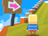 Игра Легкий Паркур Когама 3Д