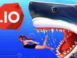 Игра SharkAttack. io