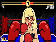 Игра Бокс со Звездами