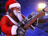 Игра Новогодние Стрелялки 3Д