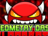 Игра Геометрия Даш: Кровавая Баня