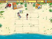 Игра Крейз партии пляжа
