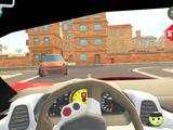 Игра Парковка Ярости 3Д: Пляжный Город