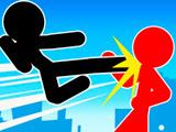 Игра Стикмен Боец: Мега Драка