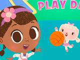 Игра Доктор Плюшева: Игровой День