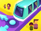 Игра Поезд Такси