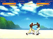 Игра Боец Капоэйра - 2 или 1 игрок