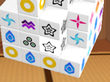 Игра 3Д Маджонг 2