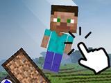 Игра Выживание Стива из Майнкрафт