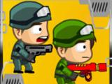 Игра Защита от Парада Зомби на Двоих