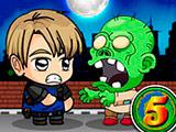 Игра Миссия Зомби 5 на Двоих