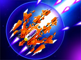 Игра Космическое Пламя 2
