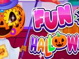 Игра Детская Игра: Веселый Хэллоуин