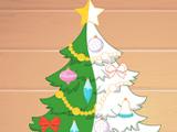 Игра Новогодняя Ёлка: Раскраска