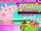 Игра Свинка Пеппа: Готовим Торт