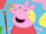Игра Коробка с Красками для Свинки Пеппы